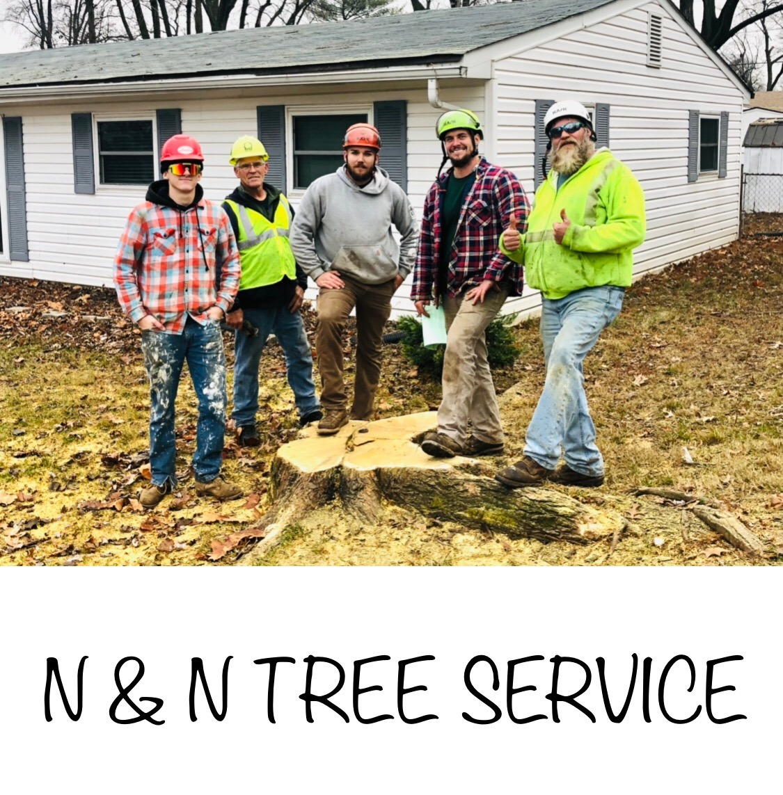N & N Tree Service